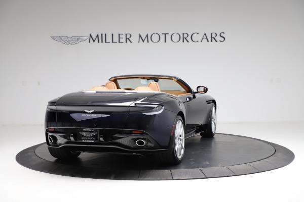 New 2021 Aston Martin DB11 Volante for sale $265,186 at Alfa Romeo of Greenwich in Greenwich CT 06830 6