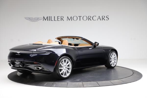 New 2021 Aston Martin DB11 Volante for sale $265,186 at Alfa Romeo of Greenwich in Greenwich CT 06830 7