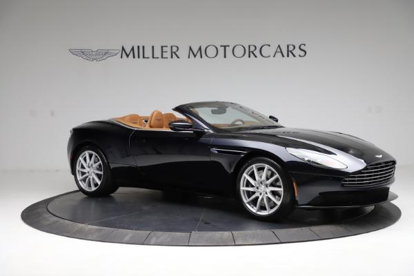 New 2021 Aston Martin DB11 Volante for sale $265,186 at Alfa Romeo of Greenwich in Greenwich CT 06830 9