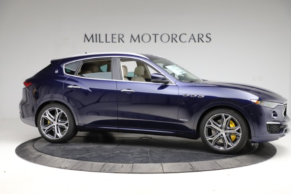 New 2021 Maserati Levante S Q4 GranLusso for sale $106,235 at Alfa Romeo of Greenwich in Greenwich CT 06830 10