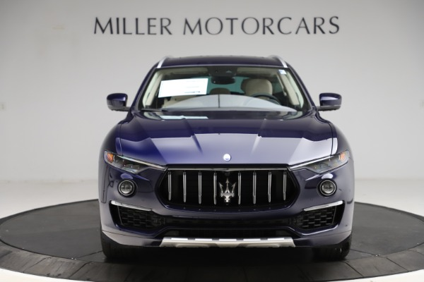 New 2021 Maserati Levante S Q4 GranLusso for sale $106,235 at Alfa Romeo of Greenwich in Greenwich CT 06830 12