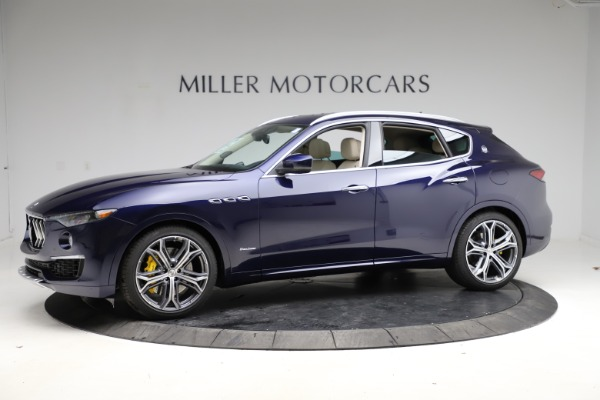 New 2021 Maserati Levante S Q4 GranLusso for sale $106,235 at Alfa Romeo of Greenwich in Greenwich CT 06830 2