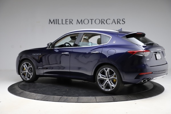 New 2021 Maserati Levante S Q4 GranLusso for sale $106,235 at Alfa Romeo of Greenwich in Greenwich CT 06830 4