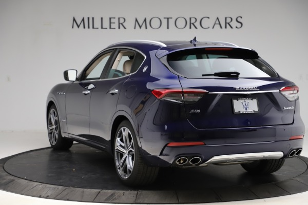 New 2021 Maserati Levante S Q4 GranLusso for sale $106,235 at Alfa Romeo of Greenwich in Greenwich CT 06830 5