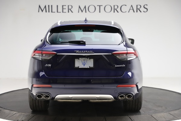 New 2021 Maserati Levante S Q4 GranLusso for sale $106,235 at Alfa Romeo of Greenwich in Greenwich CT 06830 6