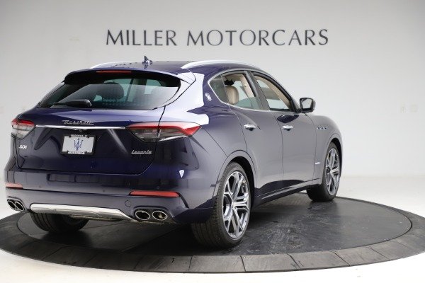 New 2021 Maserati Levante S Q4 GranLusso for sale $106,235 at Alfa Romeo of Greenwich in Greenwich CT 06830 7