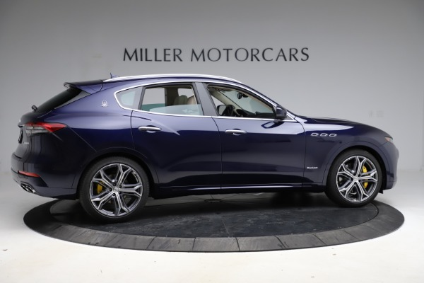 New 2021 Maserati Levante S Q4 GranLusso for sale $106,235 at Alfa Romeo of Greenwich in Greenwich CT 06830 8