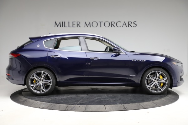 New 2021 Maserati Levante S Q4 GranLusso for sale $106,235 at Alfa Romeo of Greenwich in Greenwich CT 06830 9