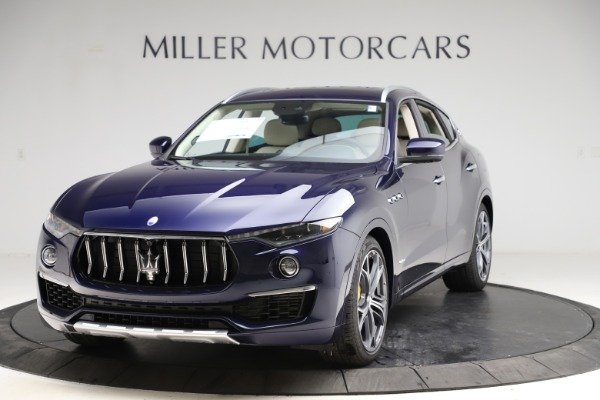 New 2021 Maserati Levante S Q4 GranLusso for sale $106,235 at Alfa Romeo of Greenwich in Greenwich CT 06830 1