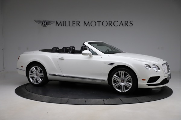 Used 2016 Bentley Continental GT V8 for sale $149,900 at Alfa Romeo of Greenwich in Greenwich CT 06830 10