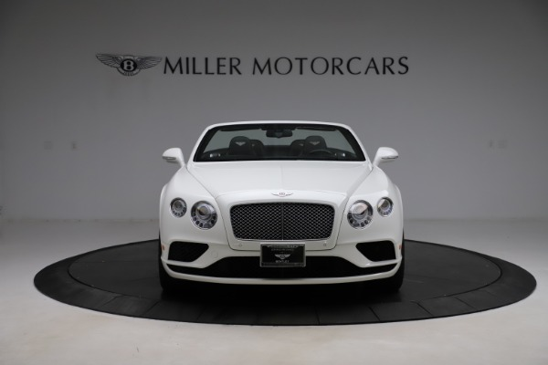 Used 2016 Bentley Continental GT V8 for sale $149,900 at Alfa Romeo of Greenwich in Greenwich CT 06830 12