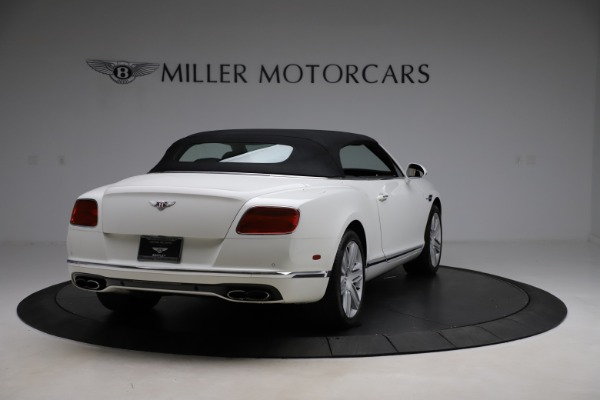 Used 2016 Bentley Continental GT V8 for sale $149,900 at Alfa Romeo of Greenwich in Greenwich CT 06830 17