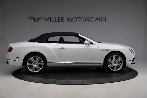 Used 2016 Bentley Continental GT V8 for sale $149,900 at Alfa Romeo of Greenwich in Greenwich CT 06830 18