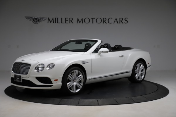 Used 2016 Bentley Continental GT V8 for sale $149,900 at Alfa Romeo of Greenwich in Greenwich CT 06830 2