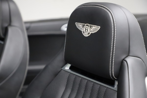Used 2016 Bentley Continental GT V8 for sale $149,900 at Alfa Romeo of Greenwich in Greenwich CT 06830 28