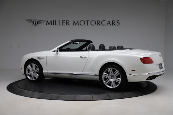 Used 2016 Bentley Continental GT V8 for sale $149,900 at Alfa Romeo of Greenwich in Greenwich CT 06830 4