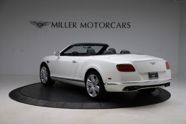 Used 2016 Bentley Continental GT V8 for sale $149,900 at Alfa Romeo of Greenwich in Greenwich CT 06830 5