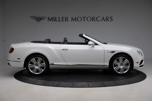 Used 2016 Bentley Continental GT V8 for sale $149,900 at Alfa Romeo of Greenwich in Greenwich CT 06830 9