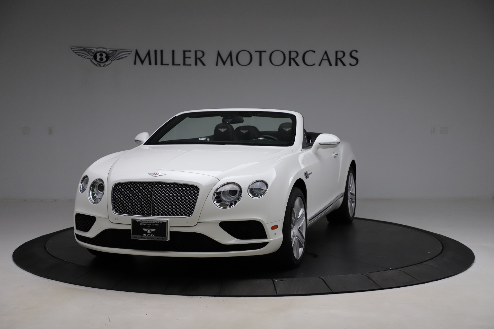 Used 2016 Bentley Continental GT V8 for sale $149,900 at Alfa Romeo of Greenwich in Greenwich CT 06830 1