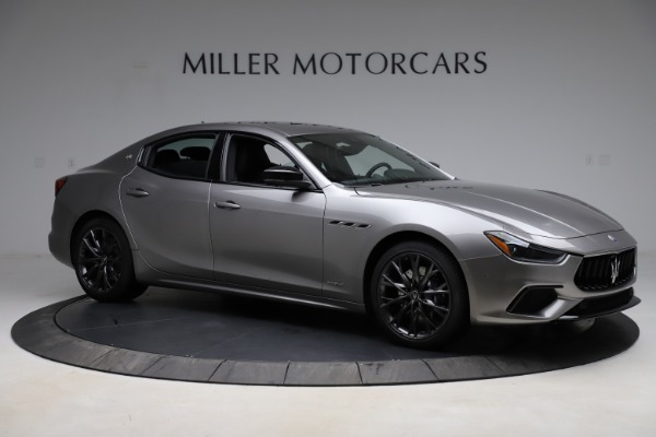 New 2021 Maserati Ghibli S Q4 GranSport for sale $98,125 at Alfa Romeo of Greenwich in Greenwich CT 06830 10