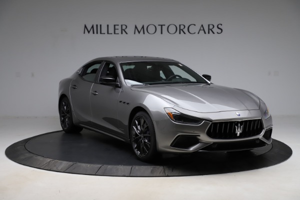 New 2021 Maserati Ghibli S Q4 GranSport for sale $98,125 at Alfa Romeo of Greenwich in Greenwich CT 06830 11