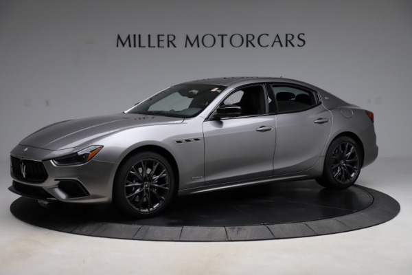 New 2021 Maserati Ghibli S Q4 GranSport for sale $98,125 at Alfa Romeo of Greenwich in Greenwich CT 06830 2