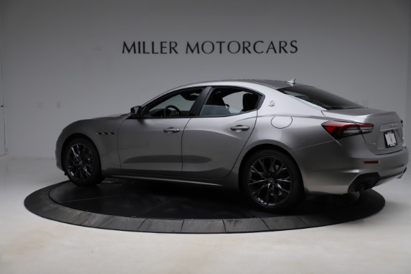 New 2021 Maserati Ghibli S Q4 GranSport for sale $98,125 at Alfa Romeo of Greenwich in Greenwich CT 06830 4