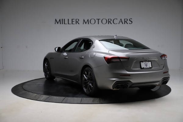 New 2021 Maserati Ghibli S Q4 GranSport for sale $98,125 at Alfa Romeo of Greenwich in Greenwich CT 06830 5