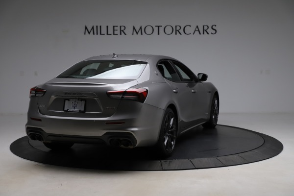 New 2021 Maserati Ghibli S Q4 GranSport for sale $98,125 at Alfa Romeo of Greenwich in Greenwich CT 06830 7