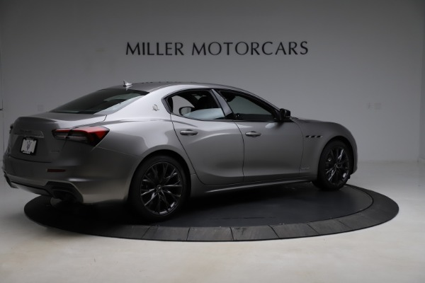 New 2021 Maserati Ghibli S Q4 GranSport for sale $98,125 at Alfa Romeo of Greenwich in Greenwich CT 06830 8