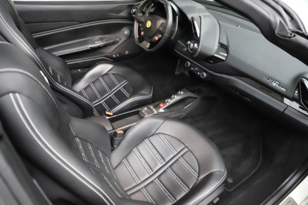 Used 2017 Ferrari 488 Spider for sale $289,900 at Alfa Romeo of Greenwich in Greenwich CT 06830 21