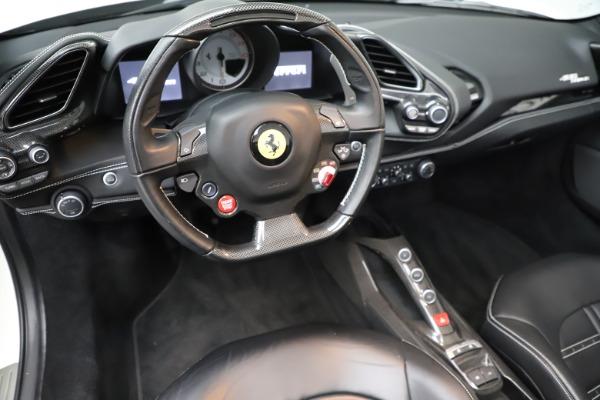 Used 2017 Ferrari 488 Spider for sale $289,900 at Alfa Romeo of Greenwich in Greenwich CT 06830 24
