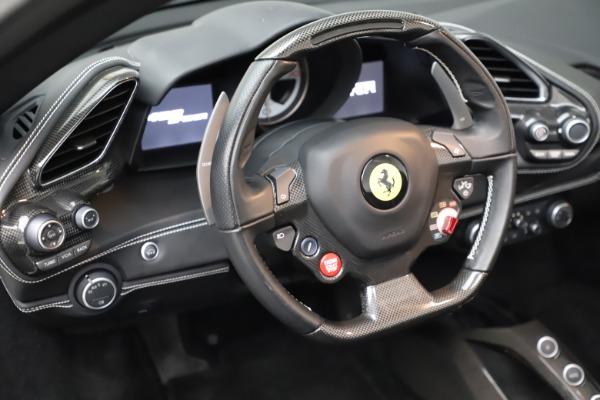 Used 2017 Ferrari 488 Spider for sale $289,900 at Alfa Romeo of Greenwich in Greenwich CT 06830 26