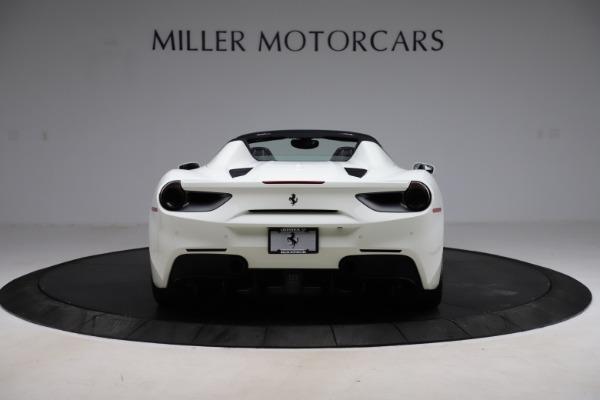 Used 2017 Ferrari 488 Spider for sale $289,900 at Alfa Romeo of Greenwich in Greenwich CT 06830 6