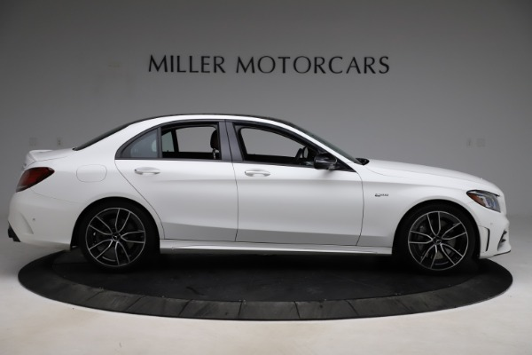 Used 2019 Mercedes-Benz C-Class AMG C 43 for sale $52,990 at Alfa Romeo of Greenwich in Greenwich CT 06830 10