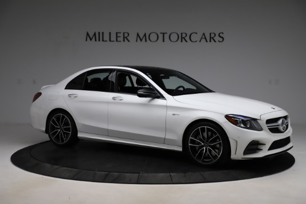 Used 2019 Mercedes-Benz C-Class AMG C 43 for sale $52,990 at Alfa Romeo of Greenwich in Greenwich CT 06830 11