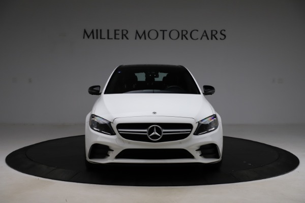 Used 2019 Mercedes-Benz C-Class AMG C 43 for sale $52,990 at Alfa Romeo of Greenwich in Greenwich CT 06830 13