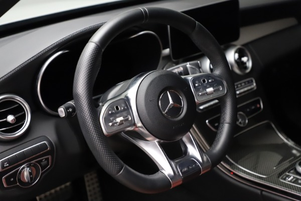Used 2019 Mercedes-Benz C-Class AMG C 43 for sale $52,990 at Alfa Romeo of Greenwich in Greenwich CT 06830 17