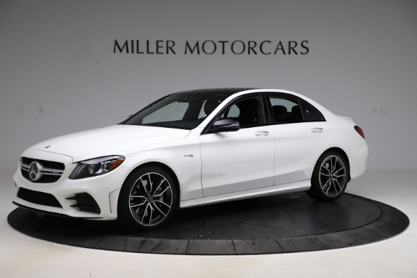 Used 2019 Mercedes-Benz C-Class AMG C 43 for sale $52,990 at Alfa Romeo of Greenwich in Greenwich CT 06830 2
