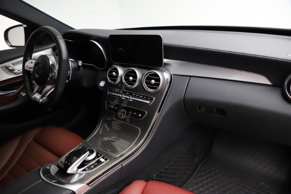 Used 2019 Mercedes-Benz C-Class AMG C 43 for sale $52,990 at Alfa Romeo of Greenwich in Greenwich CT 06830 22