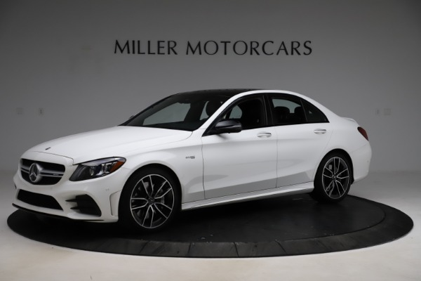 Used 2019 Mercedes-Benz C-Class AMG C 43 for sale $52,990 at Alfa Romeo of Greenwich in Greenwich CT 06830 3