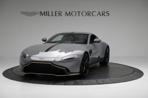 Used 2019 Aston Martin Vantage Coupe for sale $129,900 at Alfa Romeo of Greenwich in Greenwich CT 06830 12