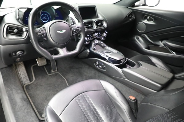 Used 2019 Aston Martin Vantage Coupe for sale $129,900 at Alfa Romeo of Greenwich in Greenwich CT 06830 13