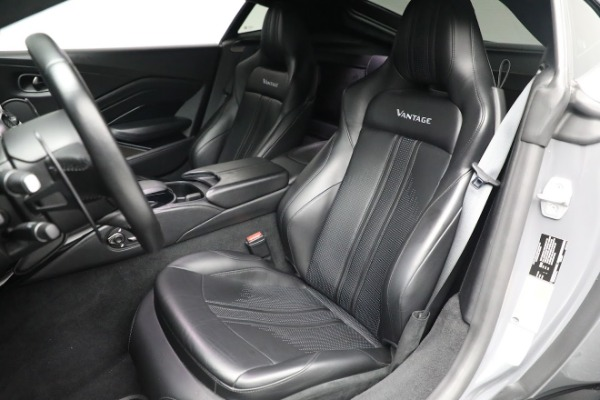 Used 2019 Aston Martin Vantage for sale $129,900 at Alfa Romeo of Greenwich in Greenwich CT 06830 15