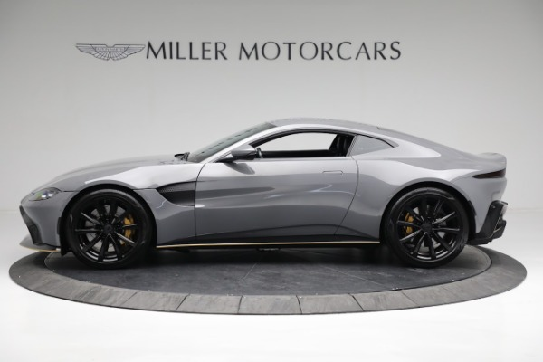 Used 2019 Aston Martin Vantage Coupe for sale $129,900 at Alfa Romeo of Greenwich in Greenwich CT 06830 2
