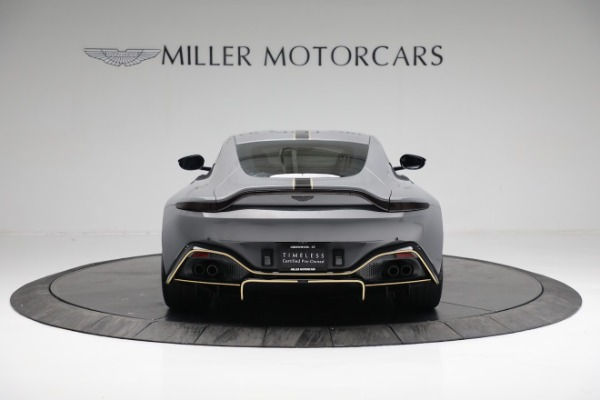 Used 2019 Aston Martin Vantage for sale $129,900 at Alfa Romeo of Greenwich in Greenwich CT 06830 5