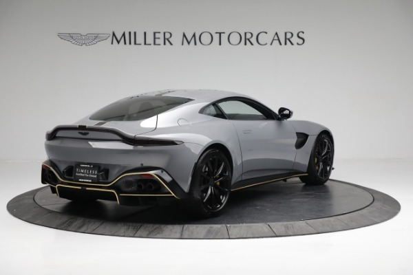 Used 2019 Aston Martin Vantage Coupe for sale $129,900 at Alfa Romeo of Greenwich in Greenwich CT 06830 6
