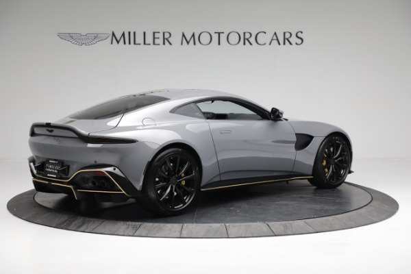 Used 2019 Aston Martin Vantage Coupe for sale $129,900 at Alfa Romeo of Greenwich in Greenwich CT 06830 7