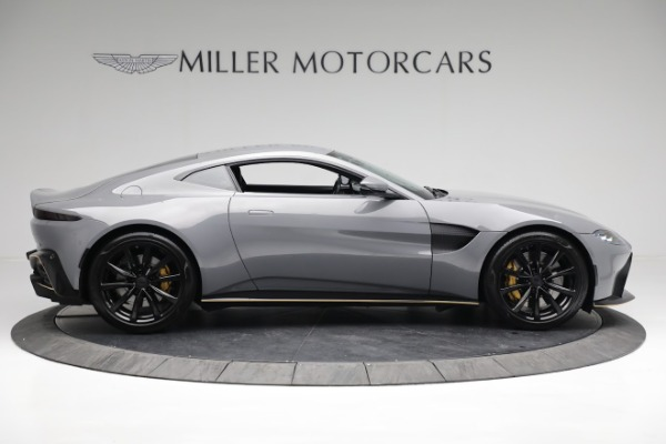 Used 2019 Aston Martin Vantage Coupe for sale $129,900 at Alfa Romeo of Greenwich in Greenwich CT 06830 8