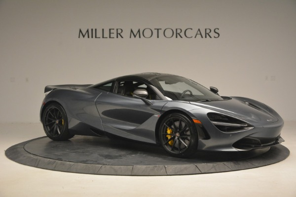 Used 2018 McLaren 720S Performance for sale $234,900 at Alfa Romeo of Greenwich in Greenwich CT 06830 10